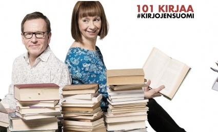 Suomi 100 ja 101 kirjaa - mitkä kirjat itse valitsisit edustamaan itsenäistä Suomea?