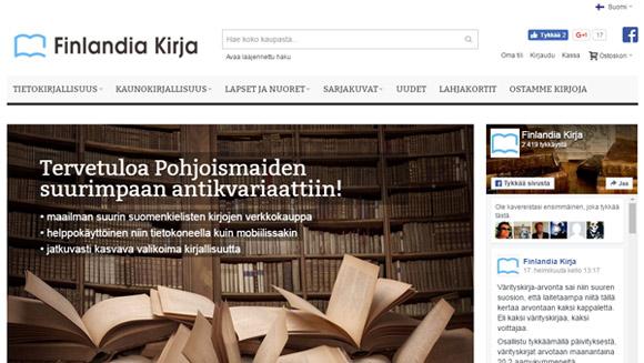Finlandia Kirja